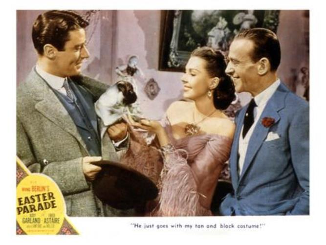Movie Inspiration of the Week – Easter parade(1948)